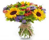 Summer Mixed Bouquet in Chicago, Illinois, La Salle Flowers