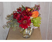 Fall Meadow in Dallas TX, Petals & Stems Florist