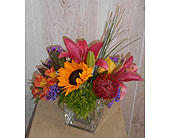 Beckley in Dallas TX, Petals & Stems Florist