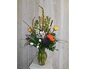 High 10 in Dallas TX, Petals & Stems Florist