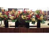 Arrangment in Dallas TX, Petals & Stems Florist