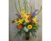 Fate in Dallas TX, Petals & Stems Florist