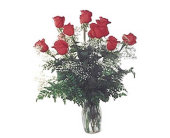 Wonderful Red in Dallas TX, Petals & Stems Florist