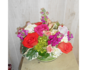 Caliente in Dallas TX, Petals & Stems Florist