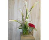 Airy Night in Dallas TX, Petals & Stems Florist