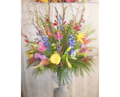 PSF-200 in Dallas TX, Petals & Stems Florist