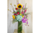 JCM in Dallas TX, Petals & Stems Florist