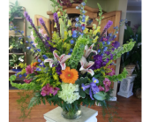 The Big Grand in Charlotte NC, Starclaire House Of Flowers Florist