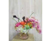 Go With the Flow in Dallas TX, Petals & Stems Florist
