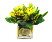 Lilies and Lemons in Mesa AZ, Desert Blooms Floral Design