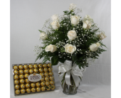 Long Lasting Promise With Chocolates in Houston TX, Ace Flowers