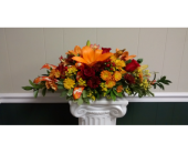Fall Centerpiece in Athens GA, Flower & Gift Basket