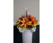Fall Centerpiece 2 in Athens GA, Flower & Gift Basket
