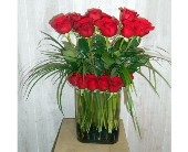 12 up, 12 down in Dallas TX, Petals & Stems Florist