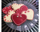 Heart Cookies in Portland OR, Portland Coffee Shop
