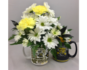 WSU Mug in Wichita KS, Tillie's Flower Shop