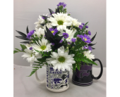 K State Mug in Wichita KS, Tillie's Flower Shop