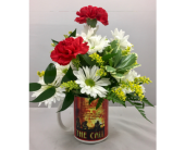 Fireman Mug in Wichita KS, Tillie's Flower Shop