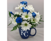 KC Royals Mug in Wichita KS, Tillie's Flower Shop