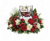 Thomas Kinkade's Family Tree Bouquet, FlowerShopping.com