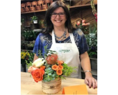 Garden Blooms in Dallas TX, Petals & Stems Florist