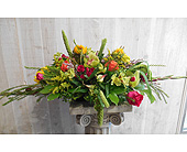 Fall Knoll in Dallas TX, Petals & Stems Florist