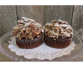 Almond Roca Cupcakes in Portland OR, Portland Coffee Shop