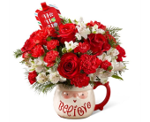 The FTD Believe Mug Bouquet by Hallmark  in Birmingham AL, Norton's Florist