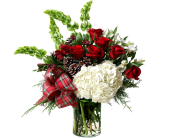 The Holiday Bouquet  in Birmingham AL, Norton's Florist