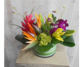 Hidden Oasis in Dallas TX, Petals & Stems Florist