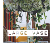Large Vase Designer Choice in Jonesboro, Arkansas, Posey Peddler