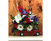 Real Men Love Flowers  in Methuen MA, Martins Flowers & Gifts