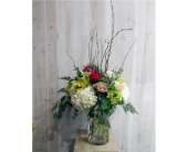Hidden Garden  in Dallas TX, Petals & Stems Florist