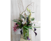 Love and War in Dallas TX, Petals & Stems Florist