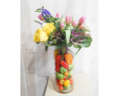 Farmers Market in Dallas TX, Petals & Stems Florist
