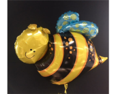 Bumble Bee Balloon in Portland OR, Portland Coffee Shop