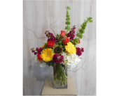 Rain Drop on Roses  in Dallas TX, Petals & Stems Florist