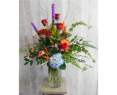 The Dab                in Dallas TX, Petals & Stems Florist