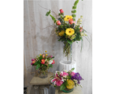 The Perfect 3 in Dallas TX, Petals & Stems Florist