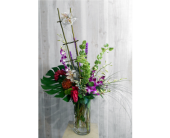 This Way to Paradise in Dallas TX, Petals & Stems Florist