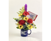 ICT Flag Mug in Wichita KS, Tillie's Flower Shop