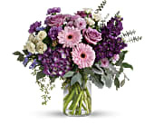 Magnificent Mauves Bouquet, picture