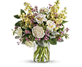 Serene Spring Peony Bouquet, picture