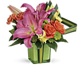 Teleflora's Color Me Cute Bouquet, picture