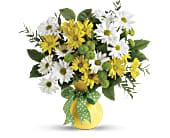 Teleflora's Daisies And Dots Bouquet, picture