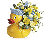 Teleflora's Lucky Ducky Bouquet, picture