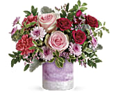 Teleflora's Washed In Pink Bouquet, picture