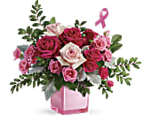 Teleflora's Pink Power Bouquet, picture