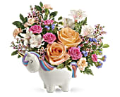 Teleflora's Magical Garden Unicorn Bouquet, picture