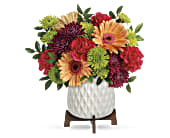 Teleflora's Mid Mod Brights Bouquet, picture